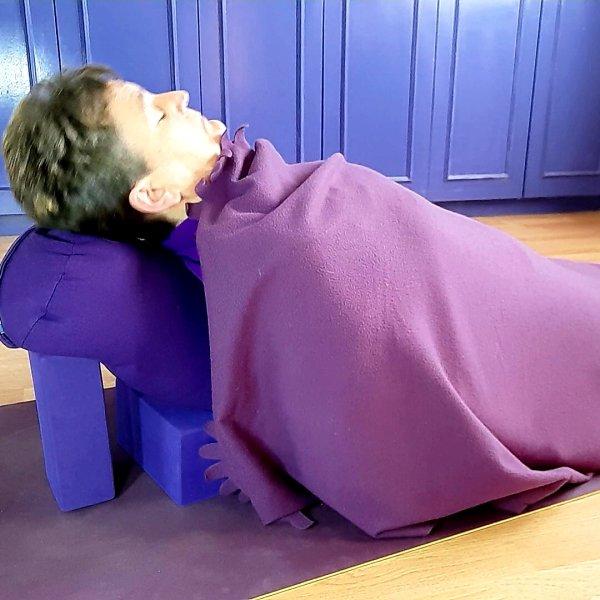 Yoga Nidra Relaxation Audio