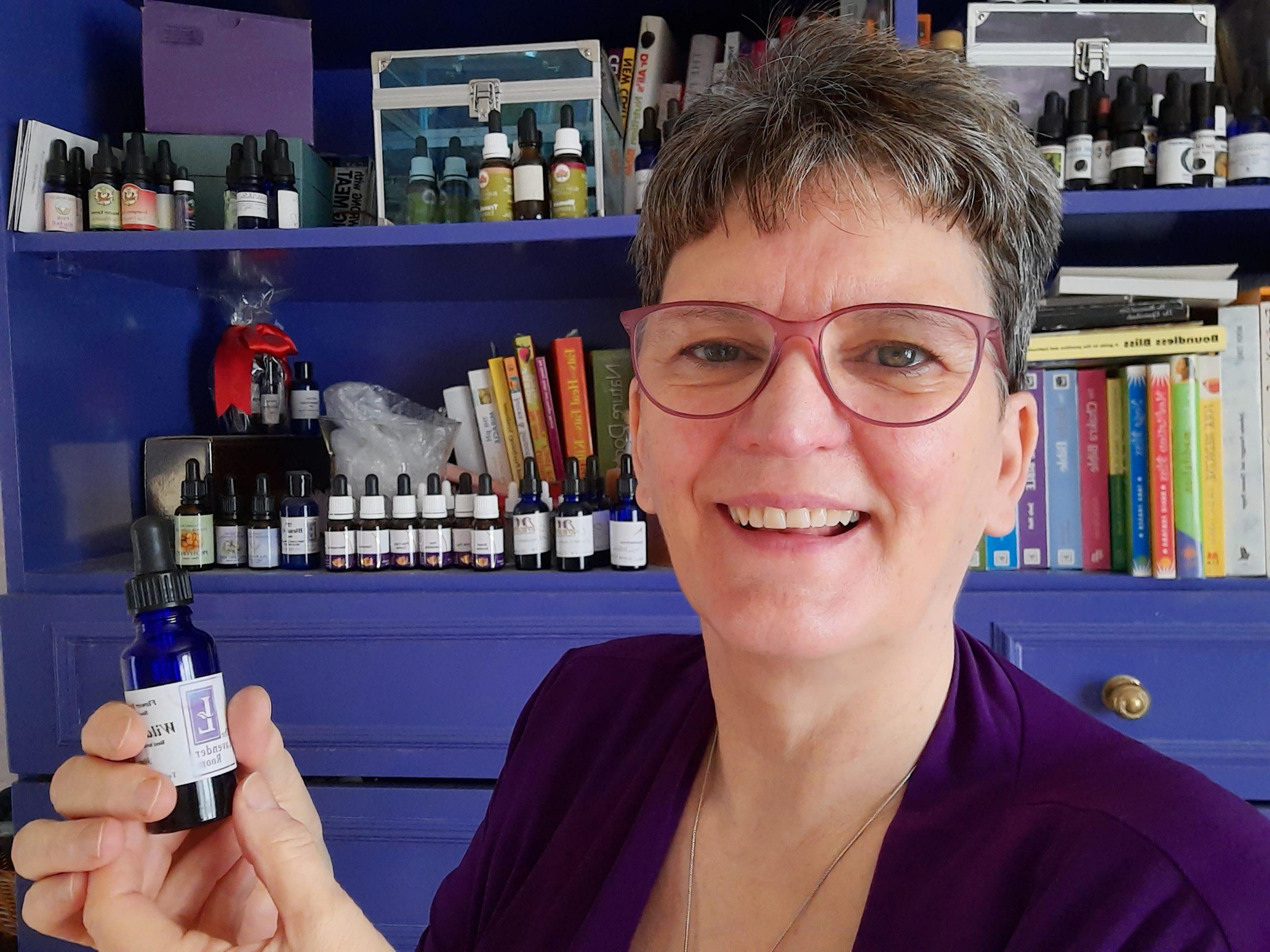 Bespoke blend of Flower essensces and natural essential oils
